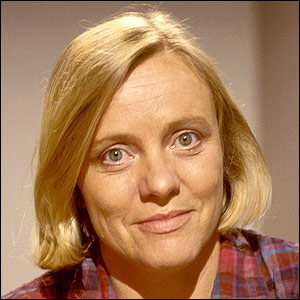 Mo Mowlam pictured in 1989