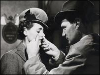 ` Trevor Howard and Celia Johnson
