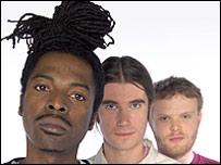 Ras Kwame, Rob Da Bank and Huw Stephens