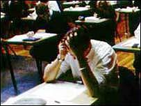 exam candidate