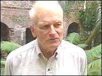 Frank Cabot