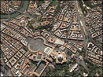 Rome (picture copyright: Google)