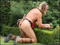 A gardener