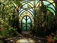 Screenshot of Myst: Exile