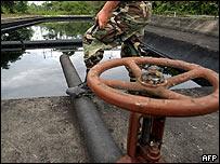 Oleoducto de Petroecuador