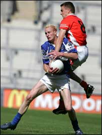 Philip Loughran helped Armagh into the All-Ireland Semi-Finals