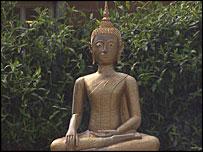 Buddha statue (archive)