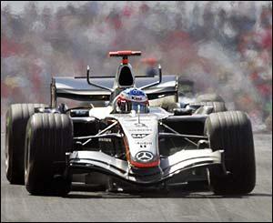 Kimi Raikkonen looks to build on his lead