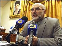 Iranian judiciary spokesman Jamal Karimirad