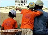 Jewish family in Netzarim