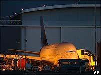 طائرة ايرباص طراز A380