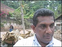 Harbour official DMKB Dissanayake