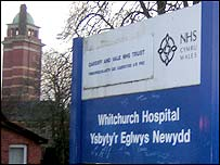 Whitchurch Hospital