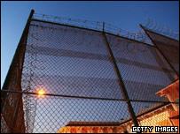 A US prison