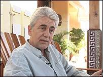 Jean-Marie Burgaud, free zone consultant