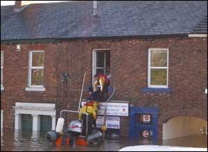 Carlisle evacuation