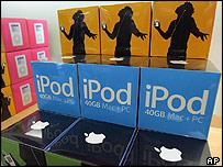 iPod Boxes