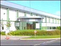 Greencore factory in Flintshire