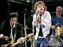 The Rolling Stones at Fenway Park, Boston