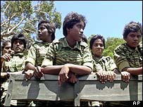 Child soldiers