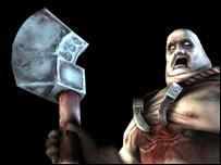 Screenshot of Painkiller, Dreamcatcher
