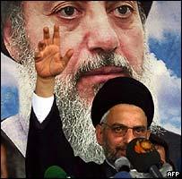 Iraqi Shia leader Abdul Aziz al-Hakim