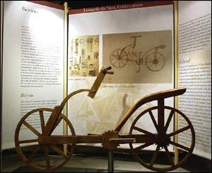 Inventos de Leonardo Da Vinci  (gentileza Anthelios)