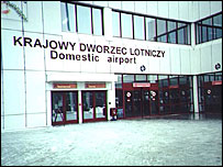 Polish airport