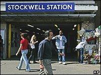 Stockwell station