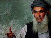 Former mujahideen commander Sufi Payda Mohammed