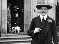Boer War hero Clive Wilson
