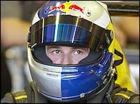 Red Bull's Christian Klien