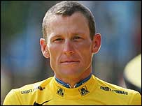 Lance Armstrong denies the doping claims