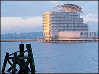 St David's Hotel, Cardiff Bay