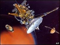 Sonda espacial Huygens
