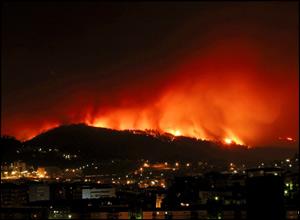 Coimbra fires
