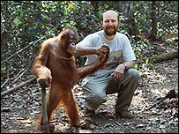 Steve Bloom in Borneo ©stevebloom.com