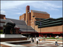 British Library, BBC
