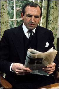 Leonard Rossiter in The Fall And Rise Of Reginald Perrin