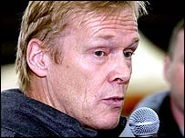 Four-time champion Ari Vatanen