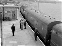 Scene of the Great Train Robbery of 1963