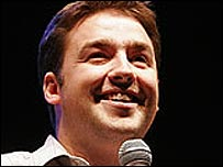 Stand up comic Jason Manford