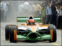 A1 GP car