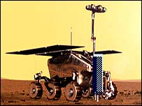 ExoMars rover