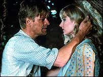 Sean Bean and Joely Richardson in Lady Chatterley's Lover