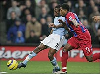Shaun Wright-Phillips put City in front
