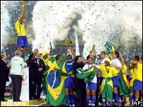 Equipo de Brasil