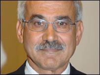 OPEC Secreatry-General Dr Shihab-Eldin