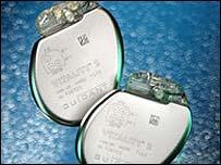 Guidant defibrillators