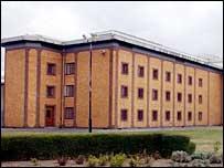 Belmarsh maximum security jail in south east London